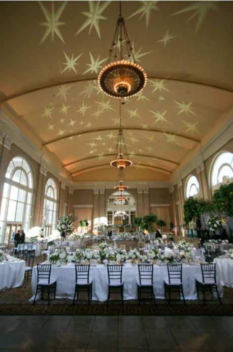 Summer Ballroom Wedding at Union Station