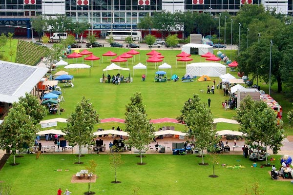 Wolfgang Puck Catering Discovery Green Downtown