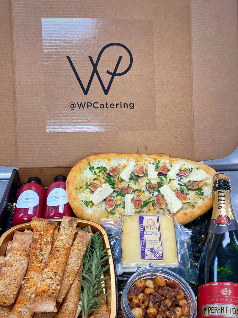 Wolfgang Puck Gratitude Boxes Italian Foods