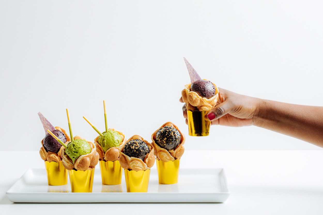 dessert caterers wolfgang puck