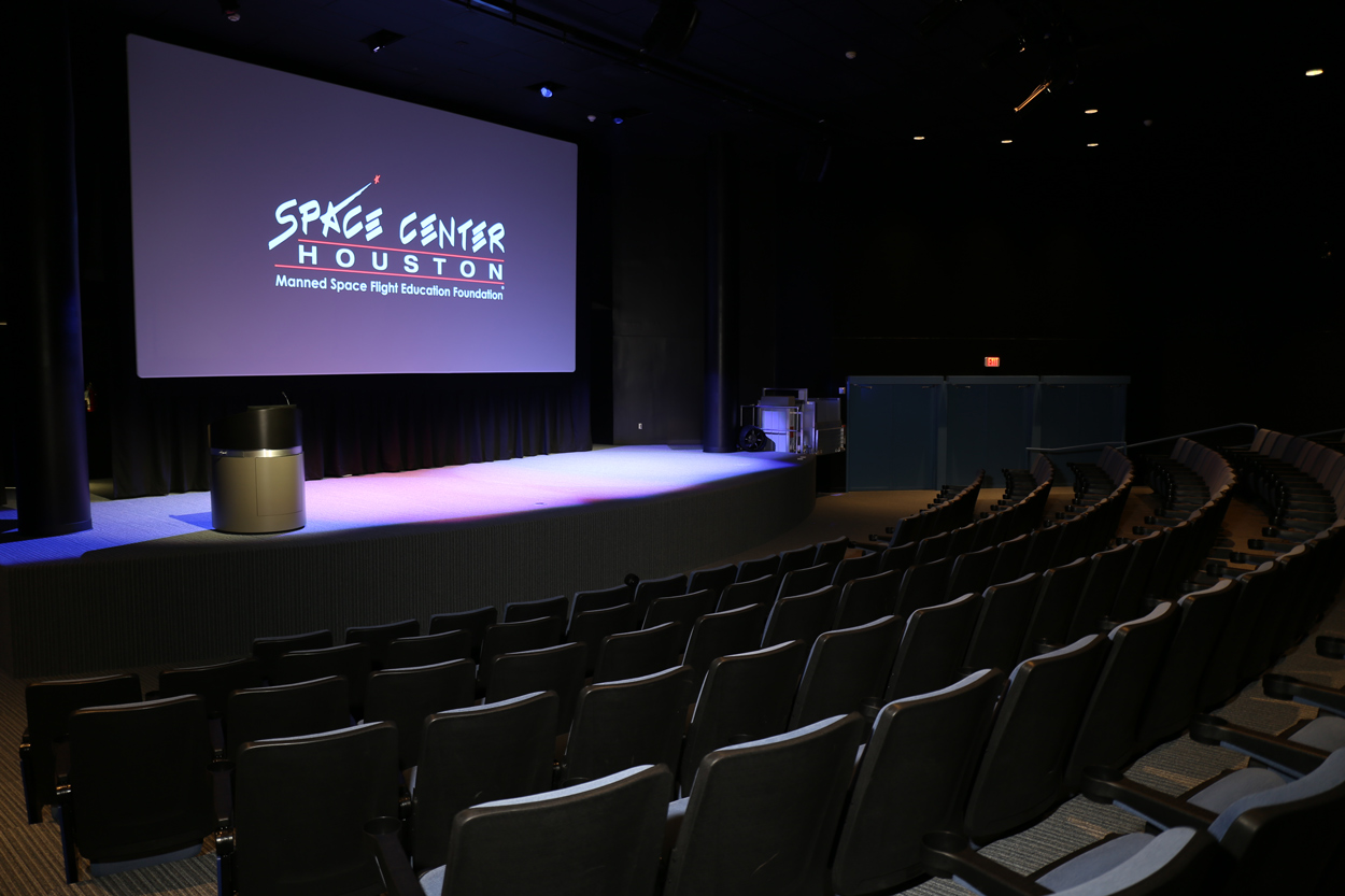 space center houston conference event space