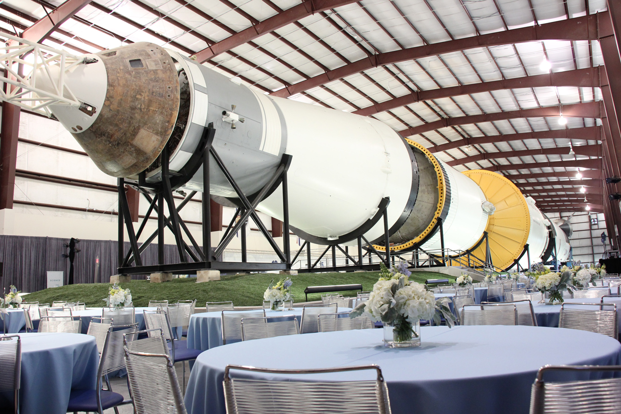 space center for rent