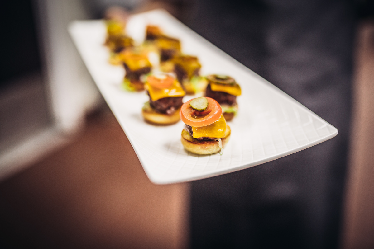 Wolfgang Puck Catering at Space Center Houston