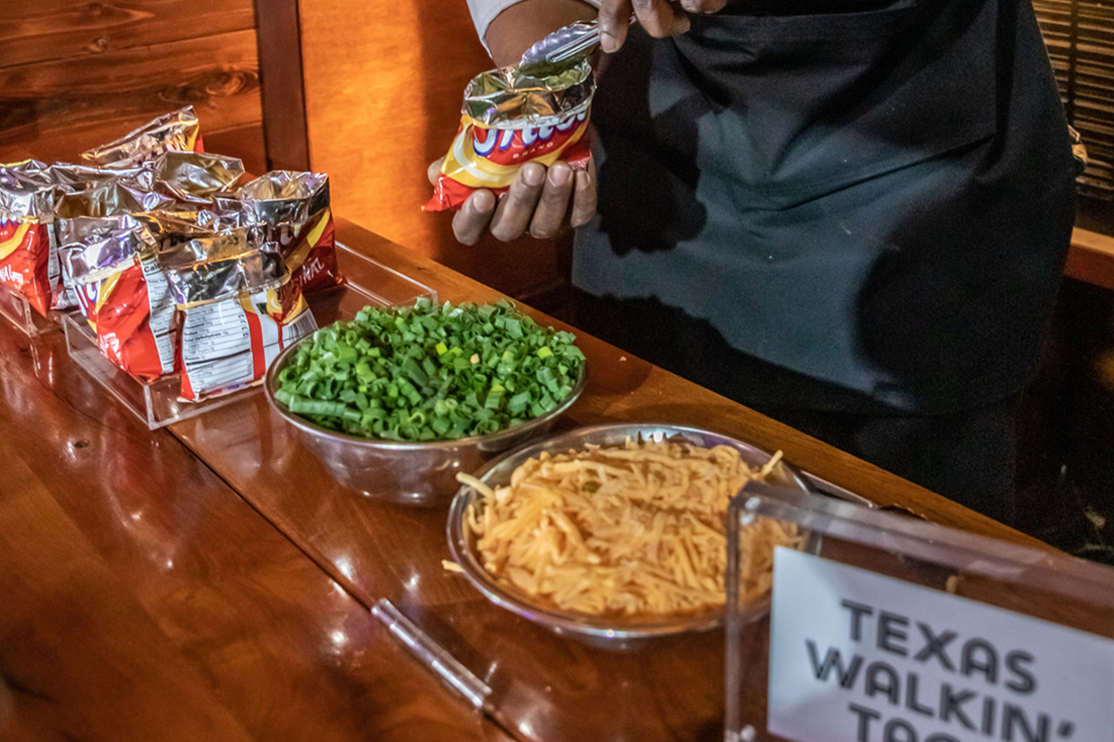 private party catering houston