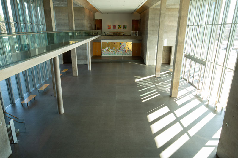 The Modern Lobby event space