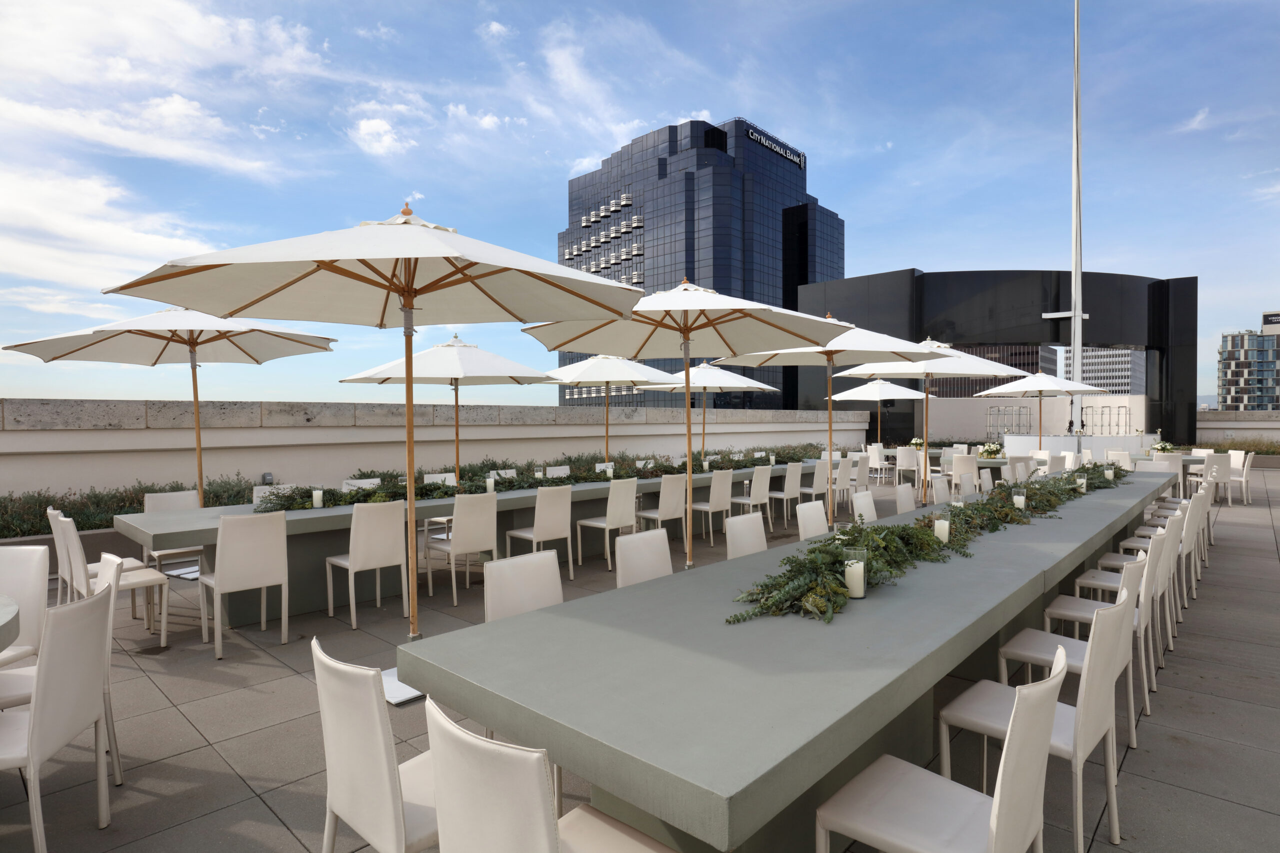 AMMP Wolfgang Puck Venue Seating View