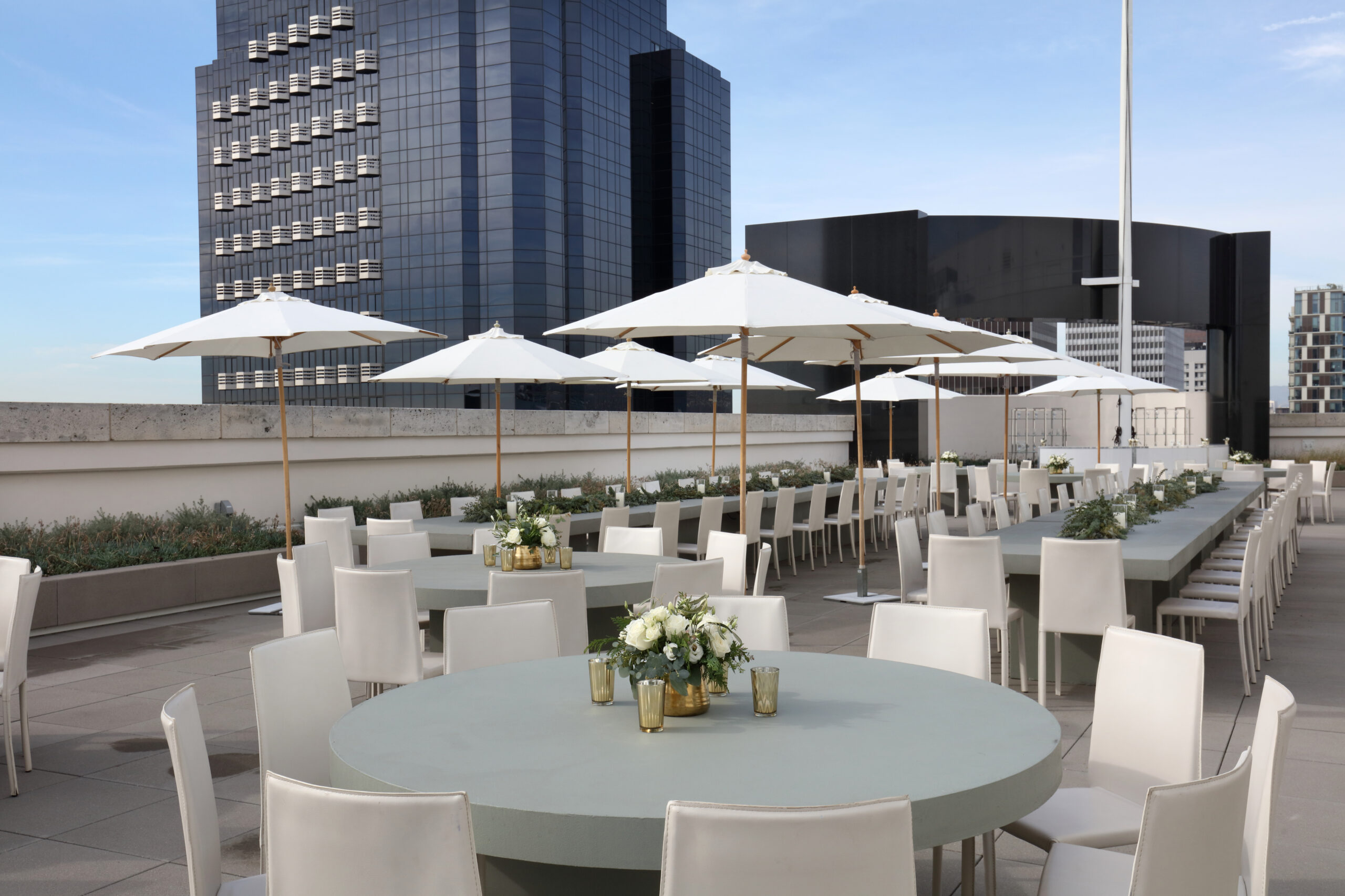 AMMP Wolfgang Puck Skyline Seating View