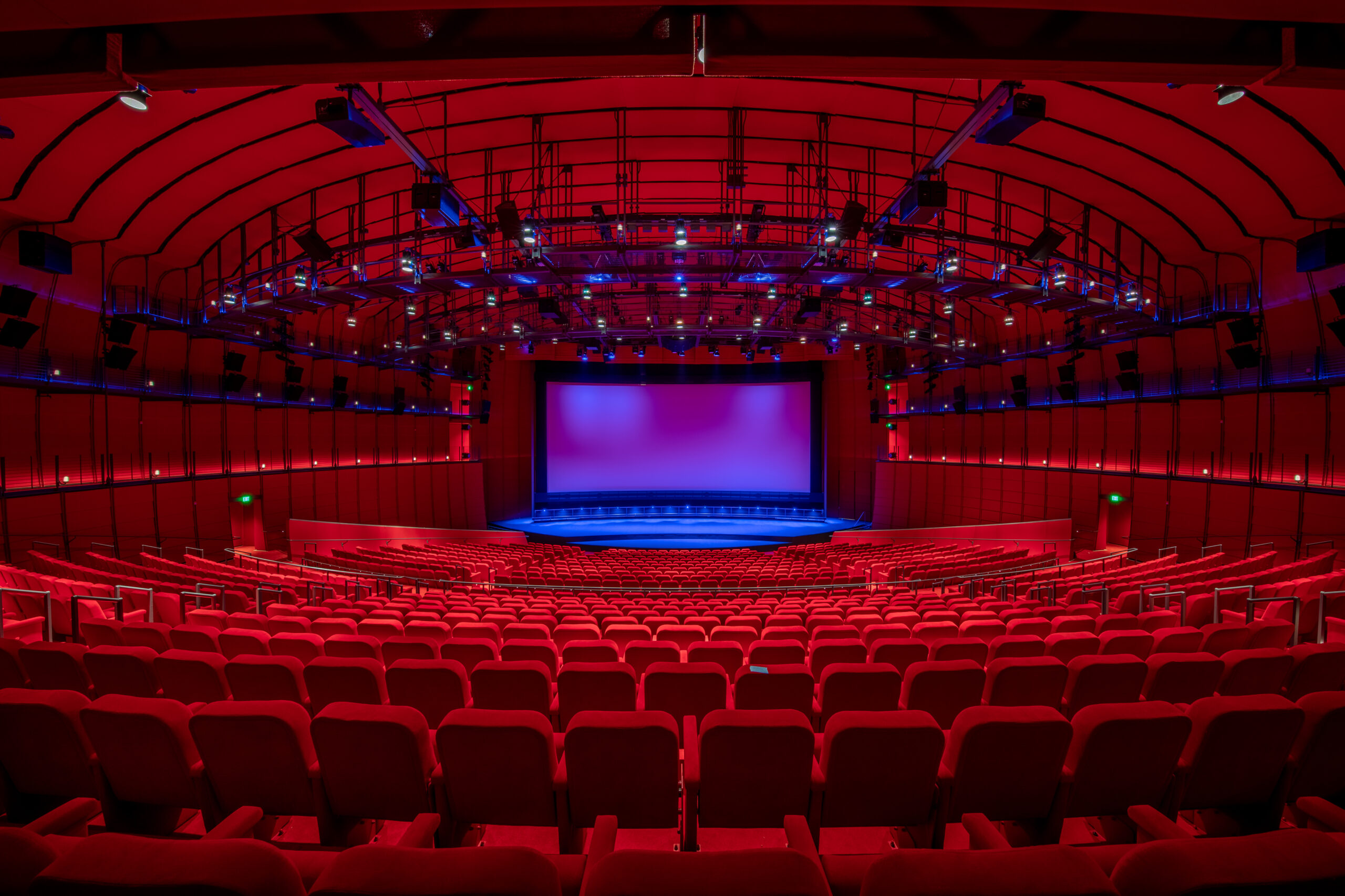 AMMP Wolfgang Puck Venue Theater View